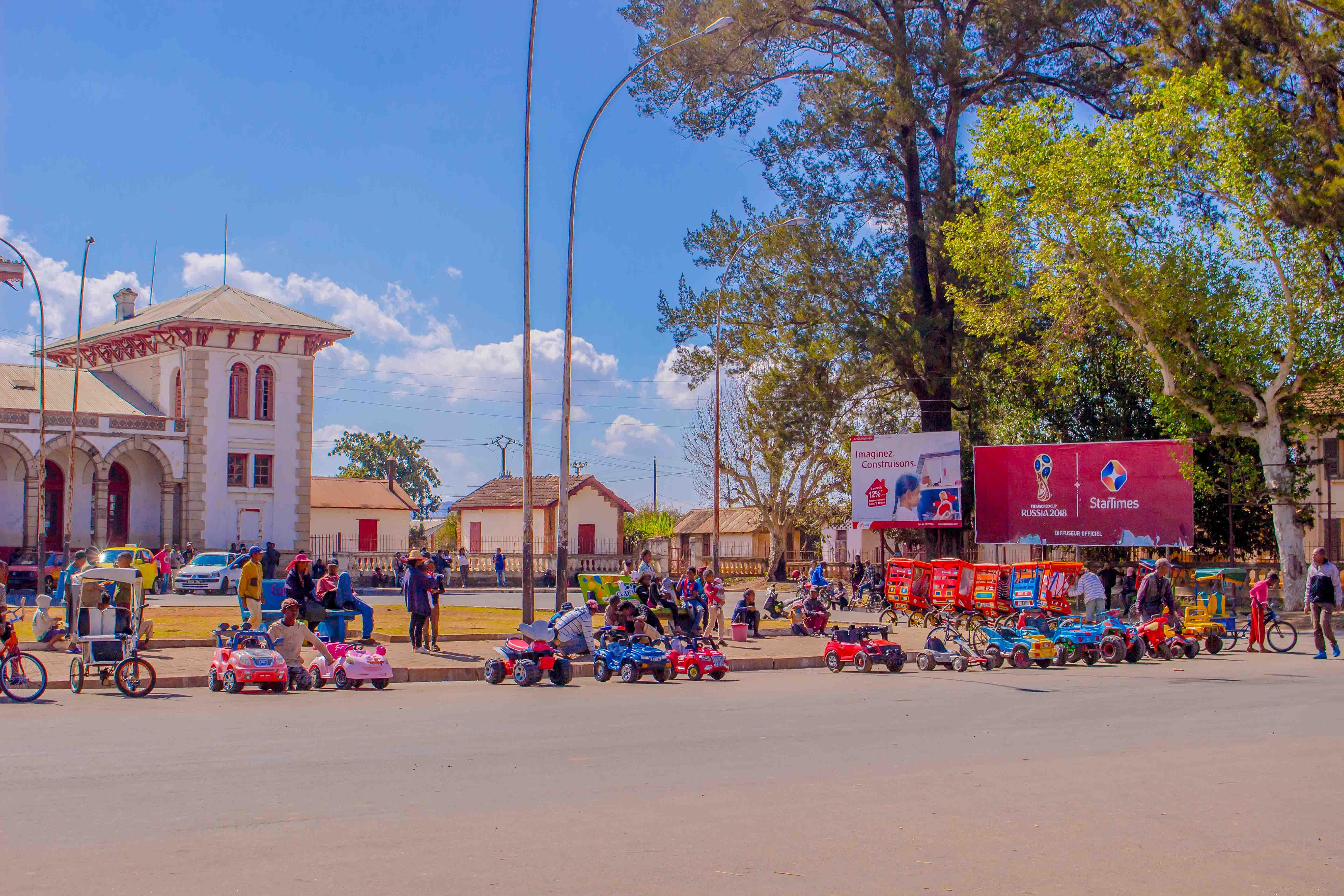 Antsirabe - gare
