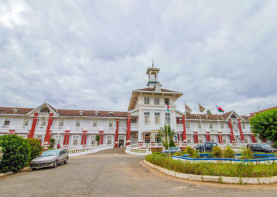 Antsirabe - Hotel des Thermes