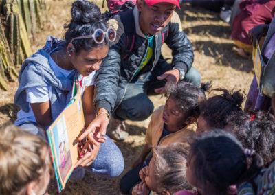 Grandir à Antsirabe - Activité Jour, BiblioPousse