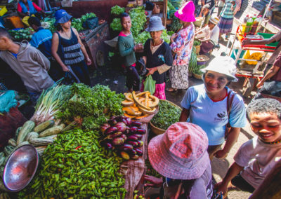 Antsirabe - au marché