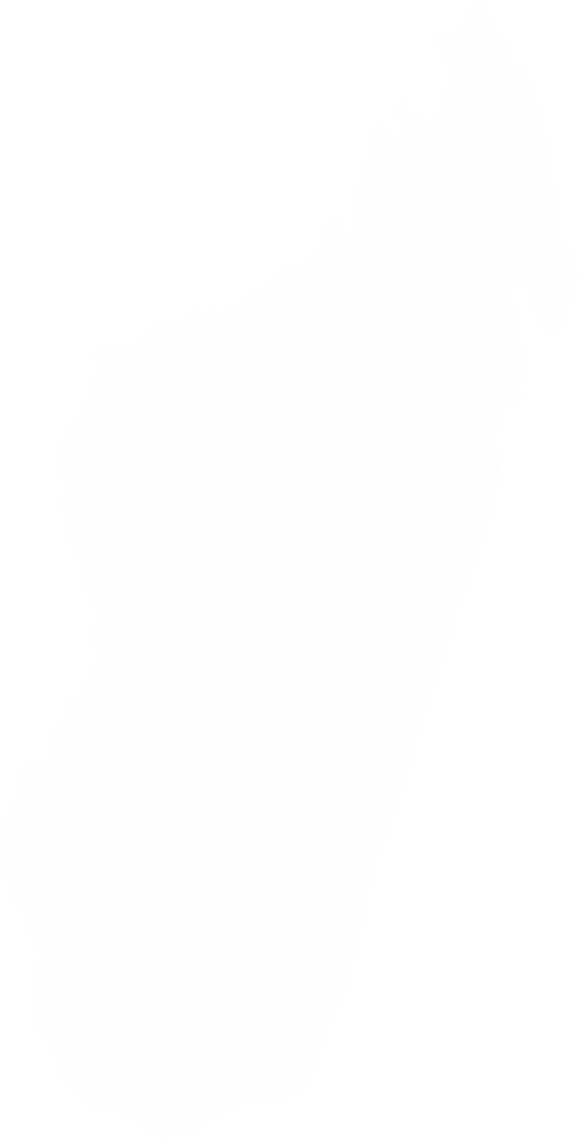 Carte Madagascar - blanc