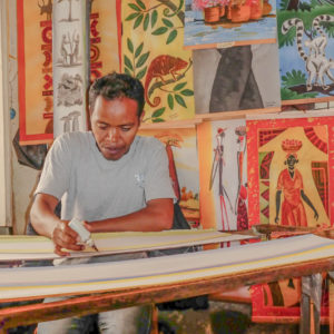 Artisans - art batik