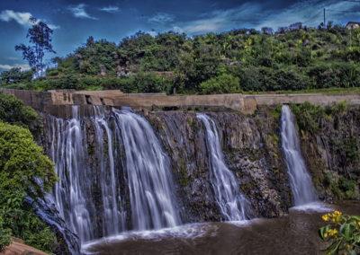 Madagascar - Betafo, cascade Antafofo