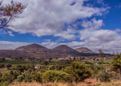 Madagascar - Betafo, montagne