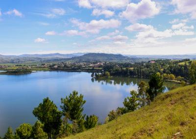 Madagascar - Lac Andraikiba
