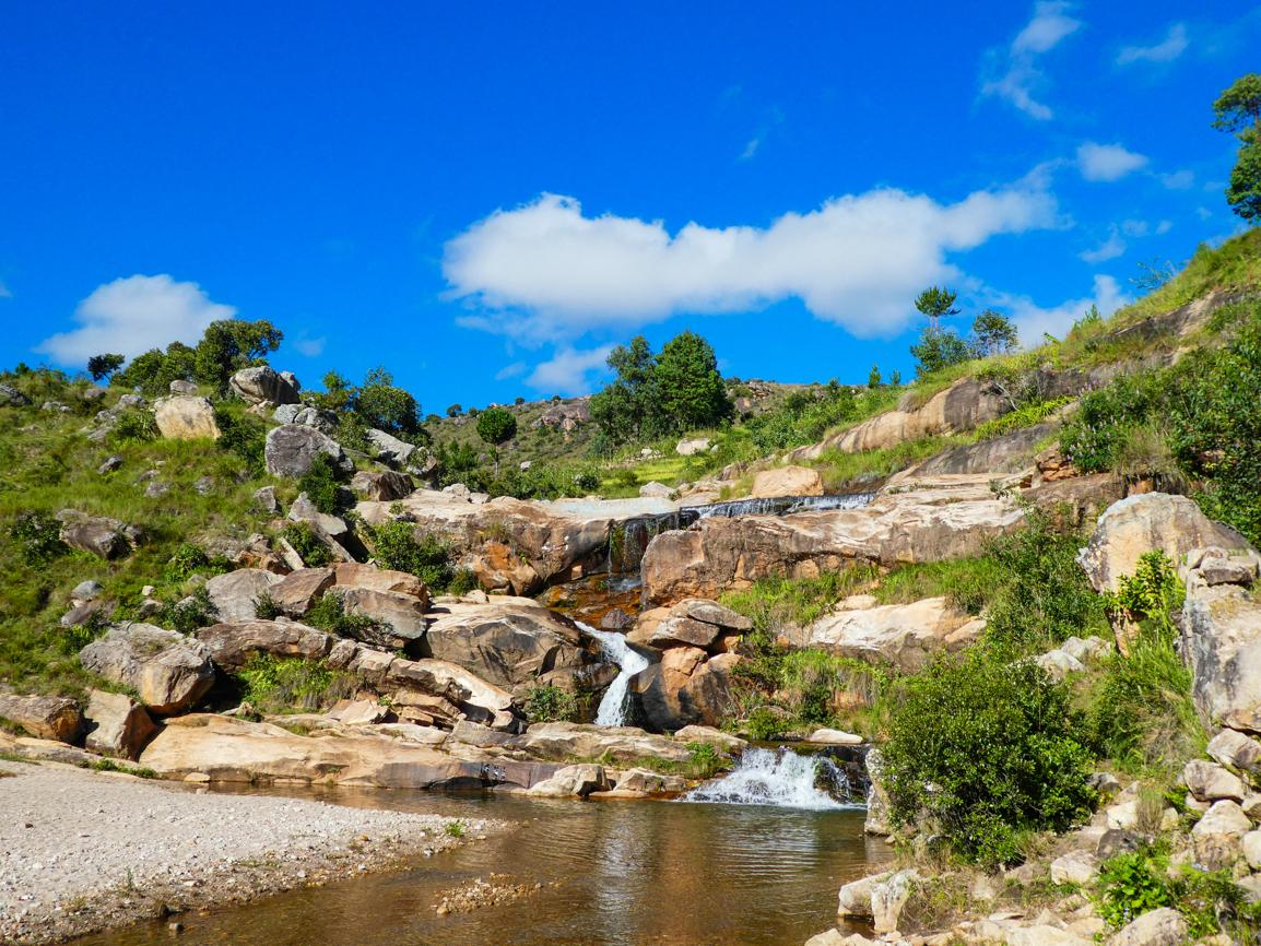Madagascar - Mont Ibity