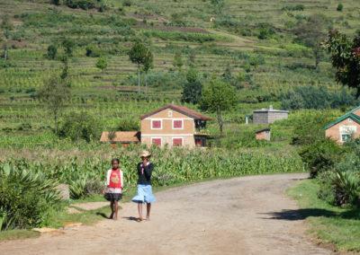 Madagascar - Tritriva, rando VTT