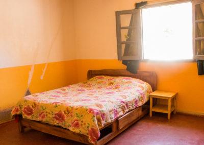 Maison de Dago - chambre