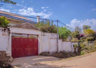 Maison de Dago - rue