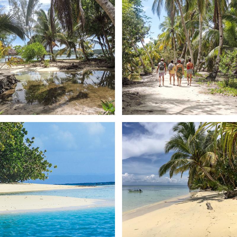 Madagascar - Île aux nattes