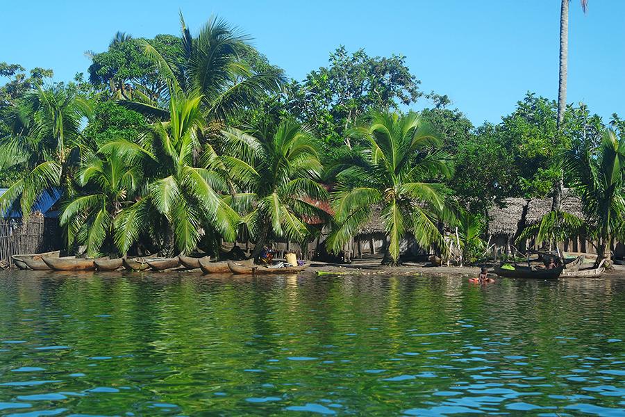 Madagascar - Canal des Pangalanes