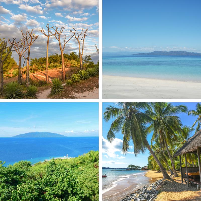 Madagascar - Nosy Komba et Nosy Tankely