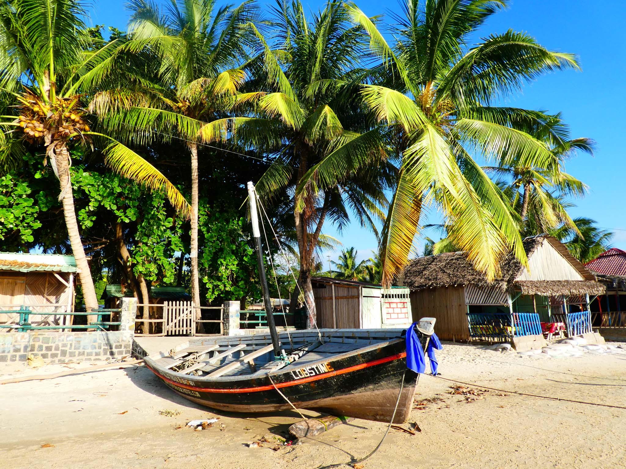 Madagascar - Plage de Ramena