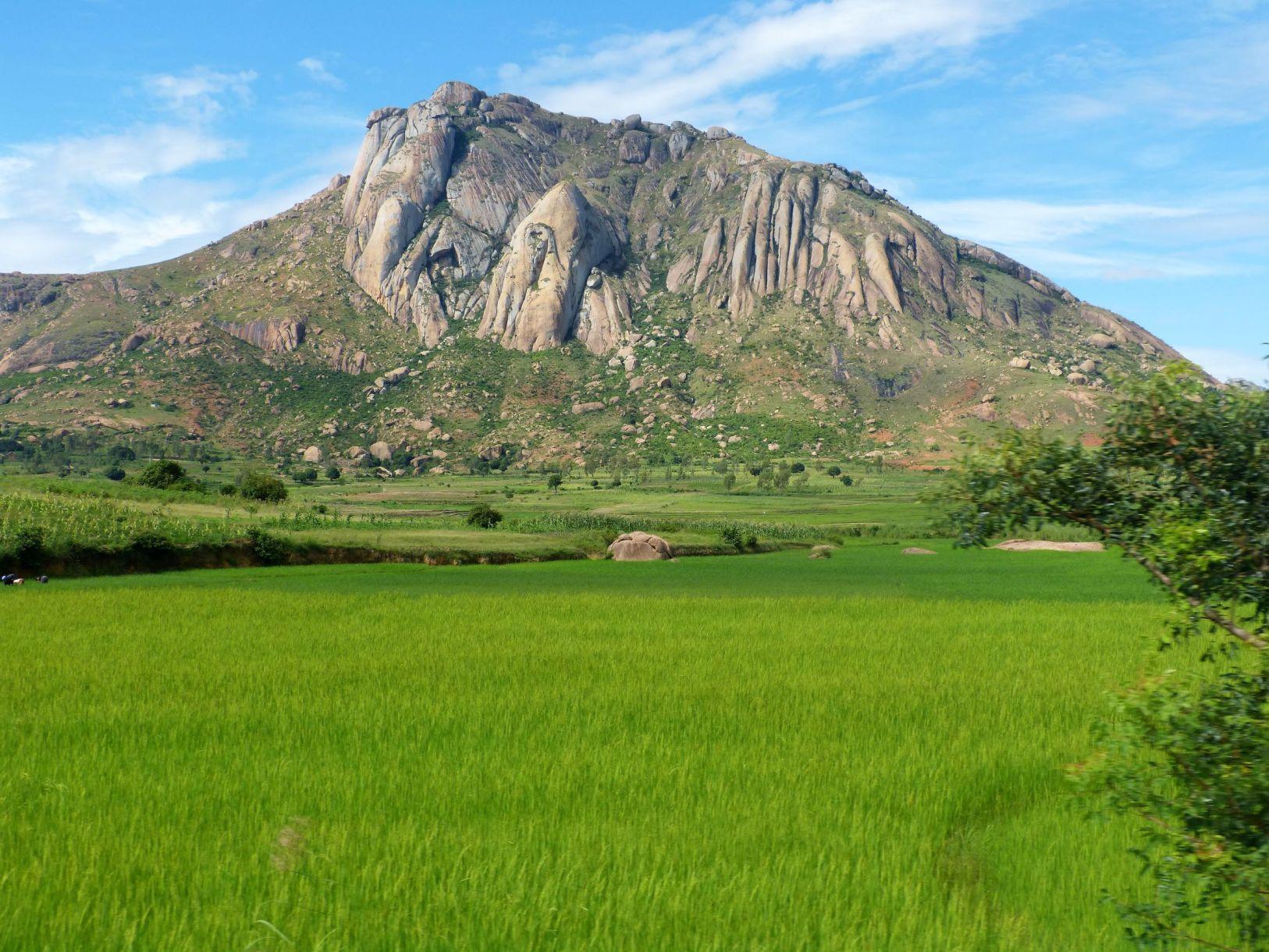 Madagascar - RN7 vers Ambalavao