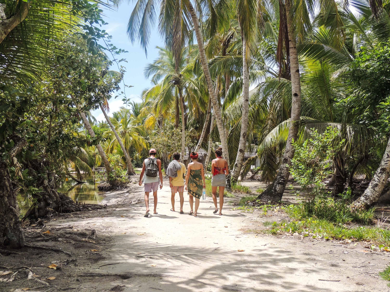Madagascar - Sainte Marie, île aux nattes