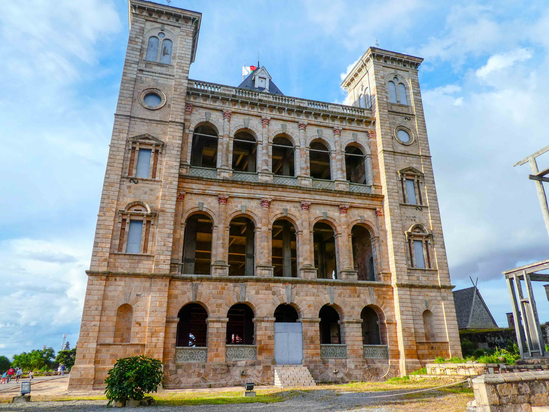 Madagascar - Tana, Palais de la Reine