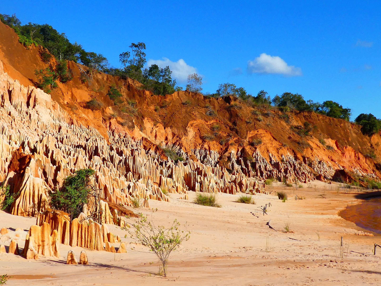 Madagascar - Tsingy rouges
