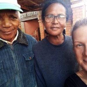 Madagascar - Chez Monsieur Louis avec Céline